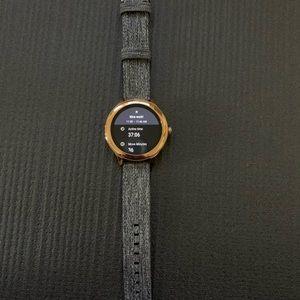 Fossil gen 3 venture smart watch